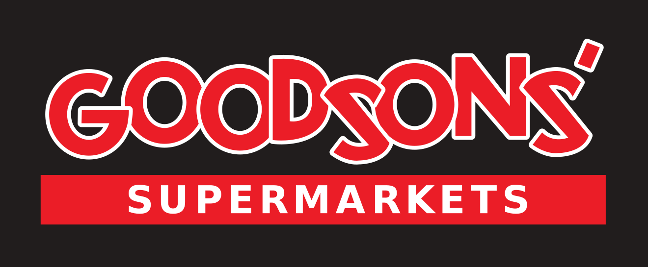 A theme logo of Goodsons'